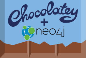 neo4j and chocolatey