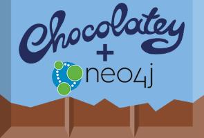 neo4j and chocolatey